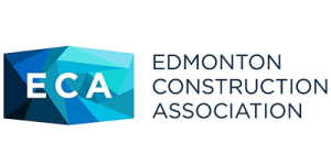 Edmonton Construction Association (ECA) Logo